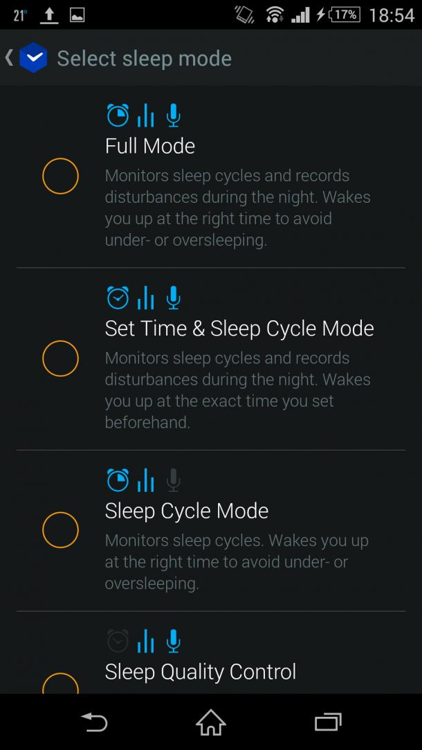 Ébresztési módok