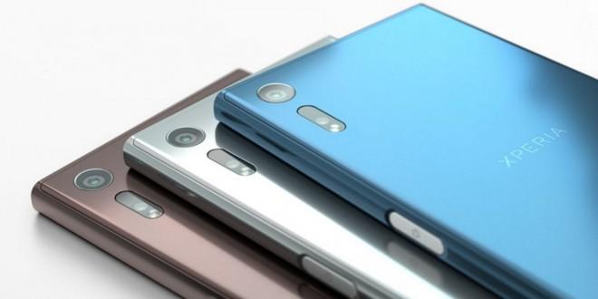 Android 7.1.1-et kapott két új Sony mobil