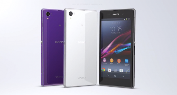 Sony-Xperia-Z1-Promo
