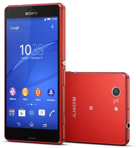 Sony Xperia Z3 Comapct
