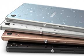 Megérkezett a Sony legújabb csúcsmobilja, az Xperia Z3+