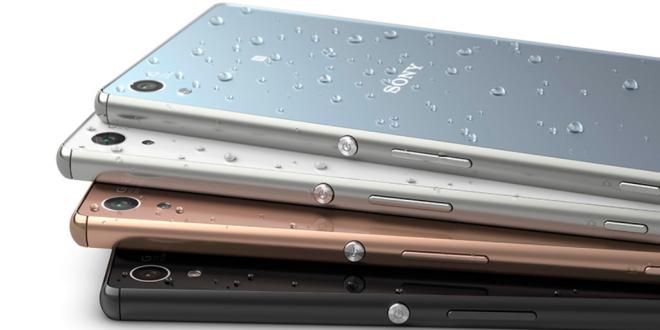 Frissítést kap a Sony Xperia Z3+ és a Z4 Tablet