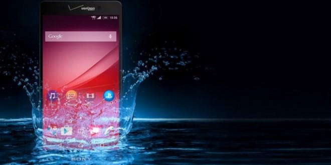 Sony Xperia Z4v – megérkezett a gyártó első QHD-s mobilja