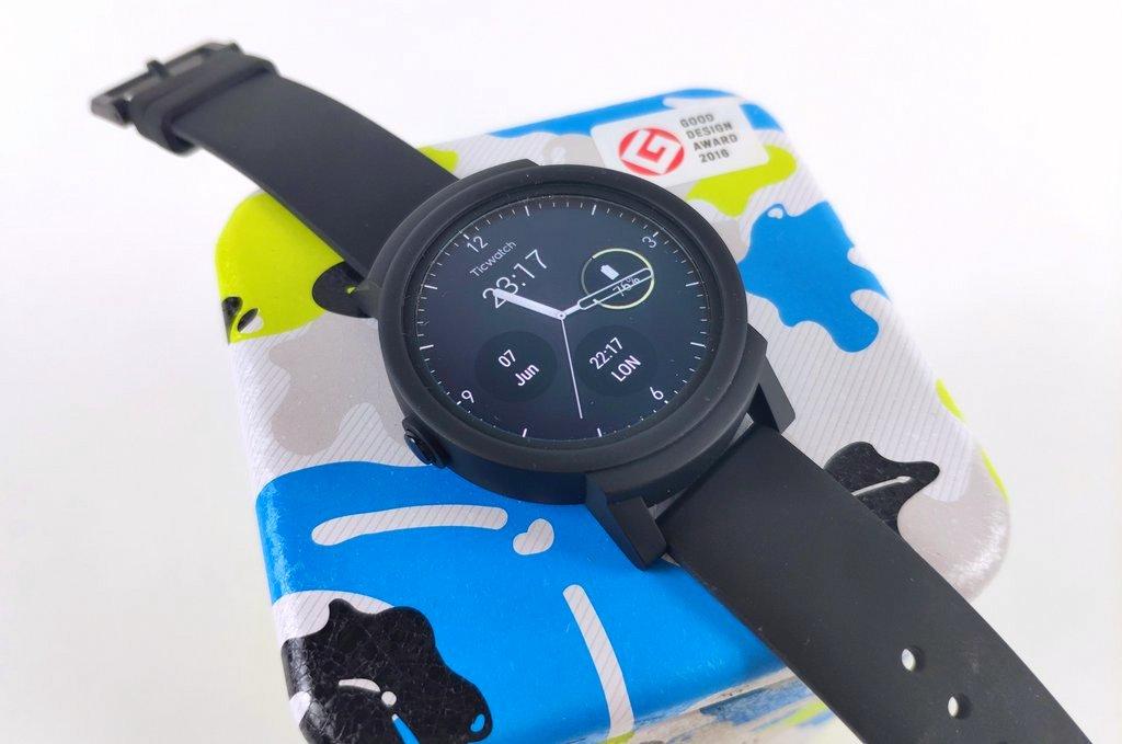 Ticwatch E teszt - A legolcsóbb Wear OS okosóra - NapiDroid ae53f6caf0