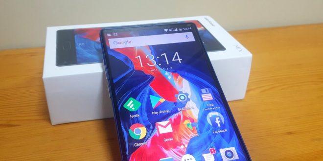 Teszt: nézzük mit tud az Ulefone MIX!