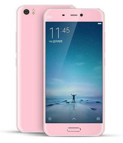 Xiaomi-MI-5-pink