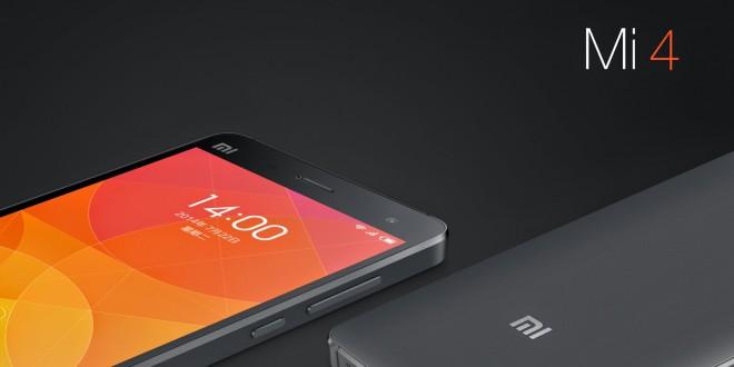 Itt a Xiaomi Mi4, a világ leggyorsabb mobilja?!