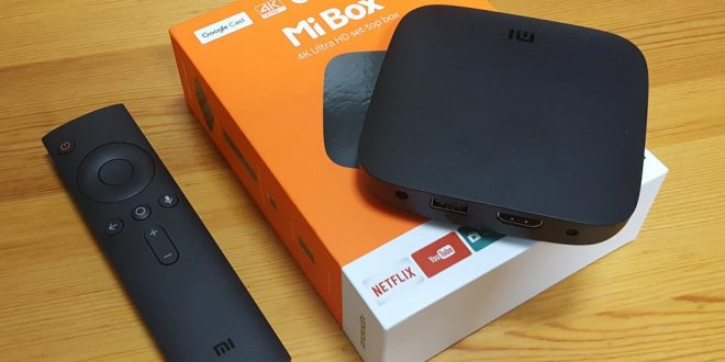 Xiaomi Mi Box teszt