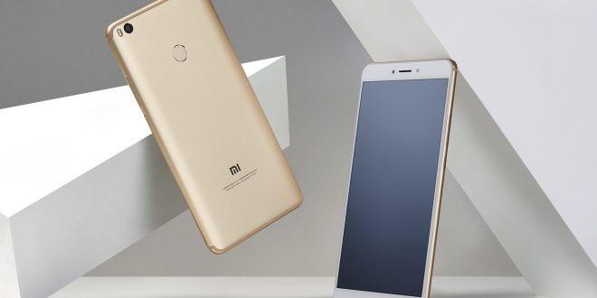 Hivatalos a Xiaomi Mi Max 2