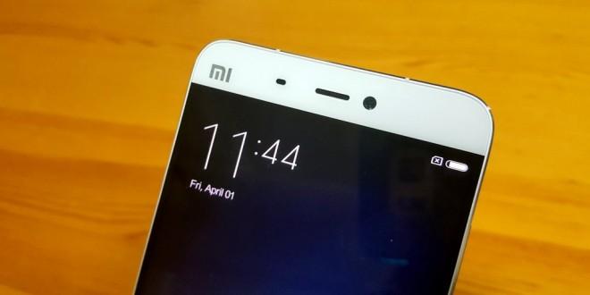 Itt a Xiaomi Mi5 extrém változata