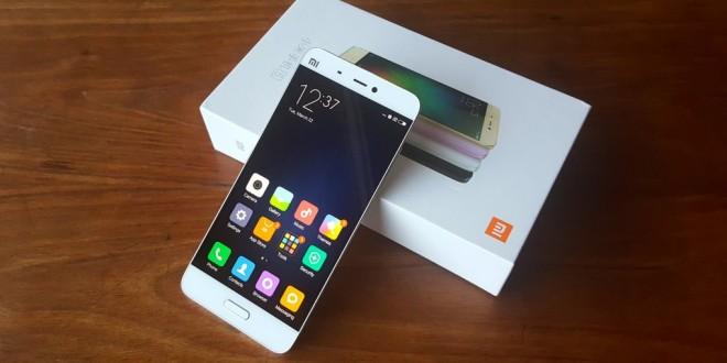 Xiaomi Mi 5 teszt – Szinte mindenből jeles