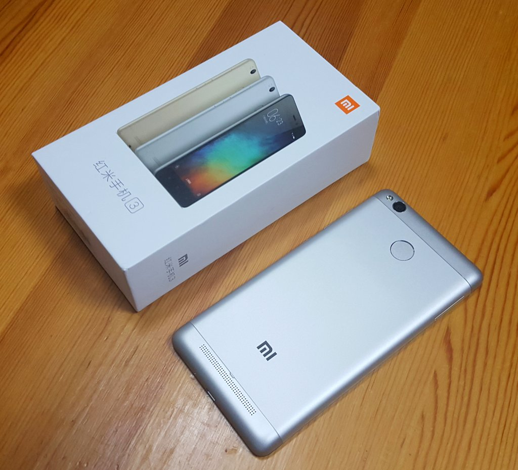 Xiaomi Redmi 3 Pro Teszt
