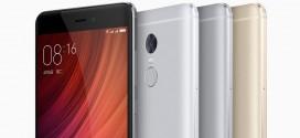 Hivatalos a Xiaomi Redmi Note 4