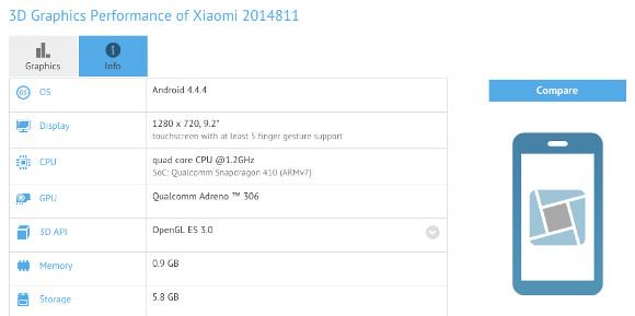 Xiaomi beleposzintu tablet