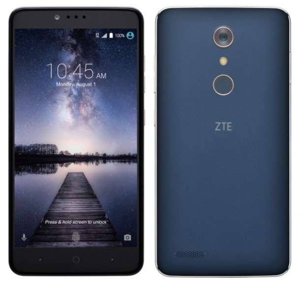ZTE-ZMax-Pro-press