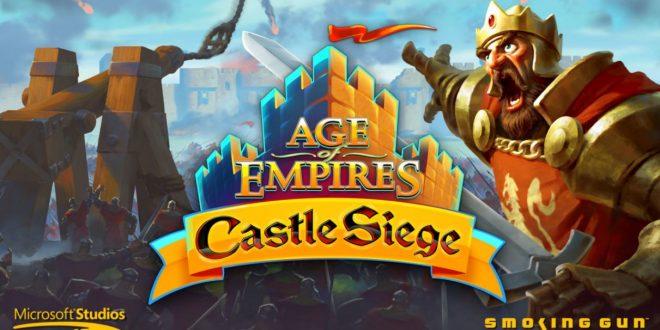 Androidra is megjelent az Age of Empires: Castle Siege