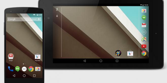 Nexus 6, Nexus 9 és Android L – már csak 3 hét!