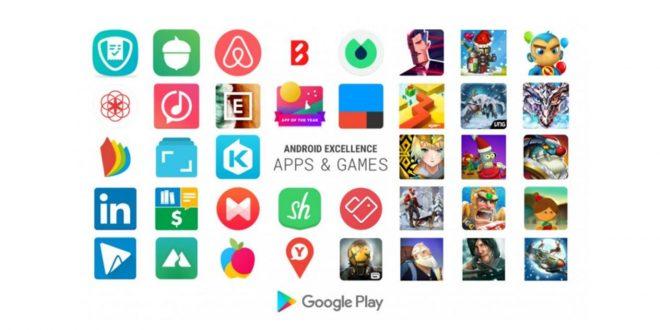 Ezek most a legkiválóbb Android appok és játékok a Google szerint