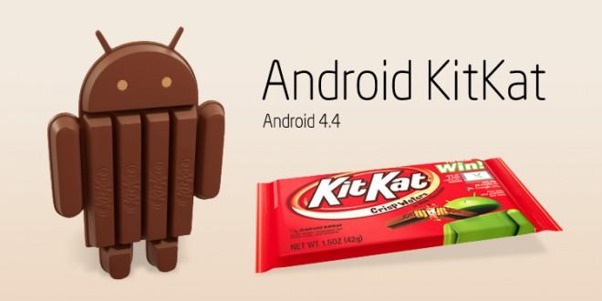 Az androidos mobilok 21%-án KitKat fut!