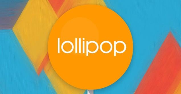Már minden ötödik androidos készüléken Lollipop fut