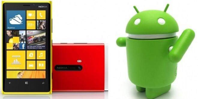 Android programok futnak majd Windows Phone-on?