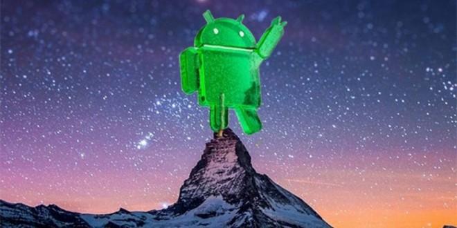 Trónfosztás történt, az Android beelőzte a Windowst