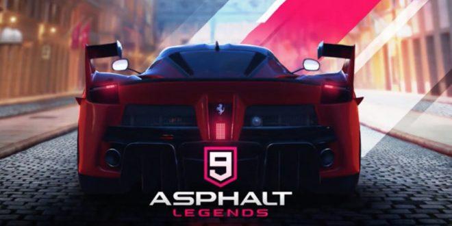 Asphalt 9 – Érkezik a nagy sikerű játék folytatása