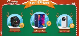 Karácsonyi akciók és játékok a Banggood weboldalán