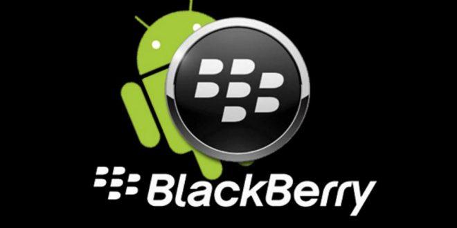 Képen a BlackBerry első vízálló telefonja