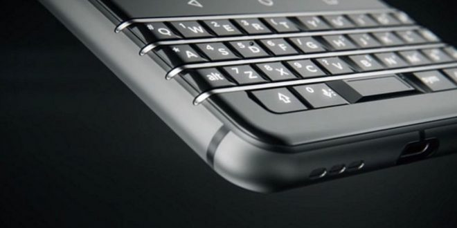 Videón a következő BlackBerry mobil