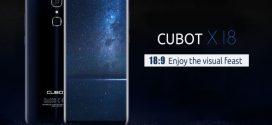 Cubot X18 – Ismerős külső, filléres ár
