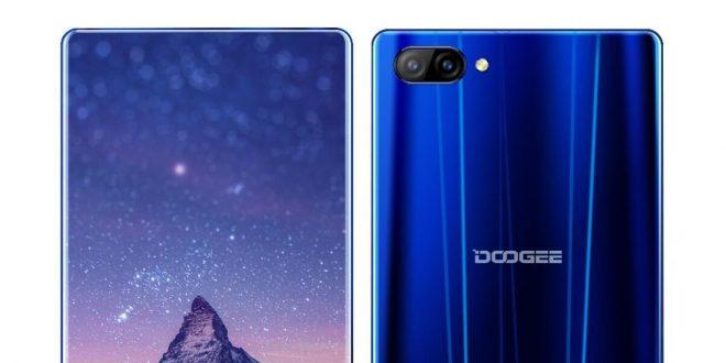 Doogee MIX keret nélküli kijelzővel és 6 GB RAM-mal