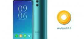 Android 8-as mobilon dolgozik az Elephone