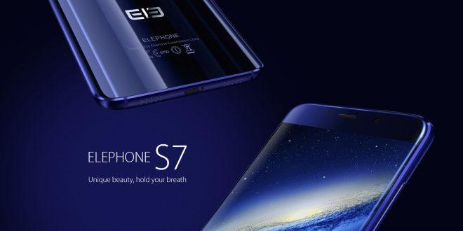 Elephone S7 megkapó dizájnnal és 10 magos processzorral