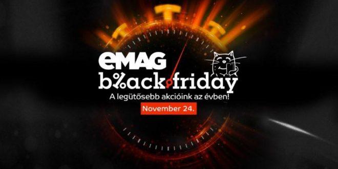eMAG Black Friday 2017 – Minden infó egy helyen!