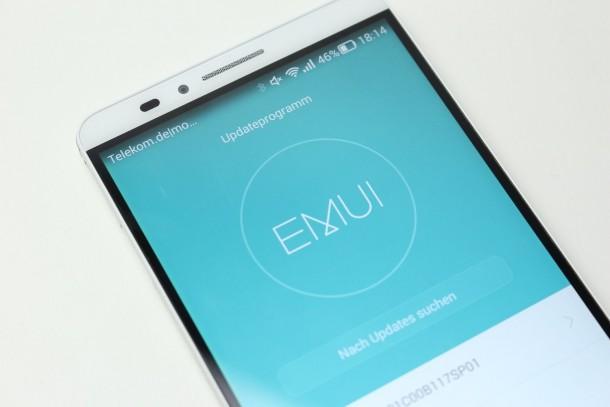 A Huawei készülékein jelenleg az EMUI nevű Android skin fut