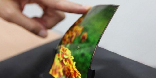 Hivatalos: hajlítható mobillal készül a Huawei