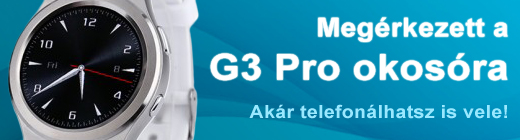 G3 Pro okosóra