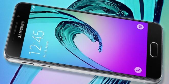 Android 7.1.1-gyel tűnt fel a Samsung Galaxy A3 (2016)