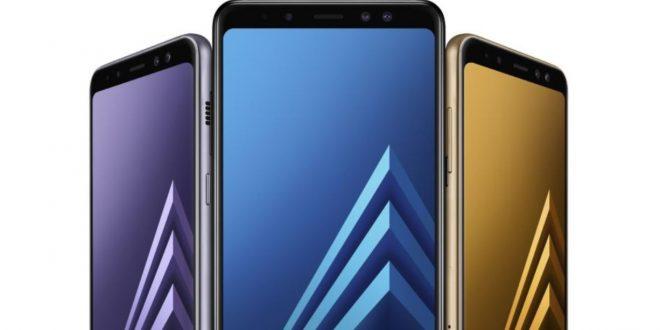 Hivatalos a Samsung Galaxy A8 (2018) és az A8+ (2018)