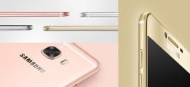 Hivatalos a Samsung Galaxy C7