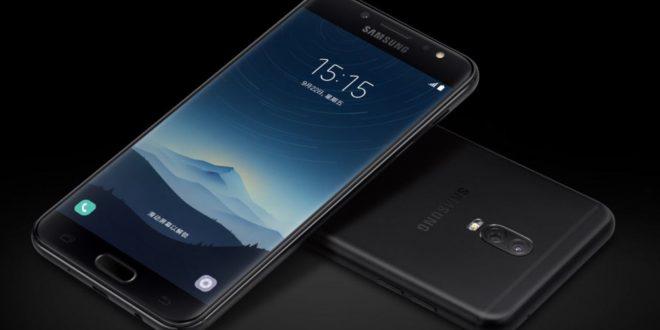 Hivatalos a Samsung Galaxy C8