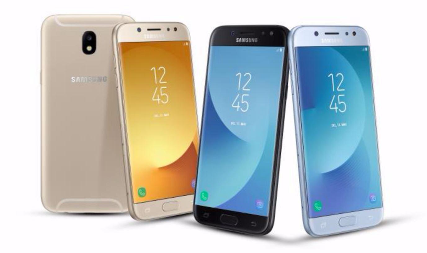 05689fcd52c2 Hivatalos a Samsung Galaxy J3, J5 és J7 (2017) - NapiDroid