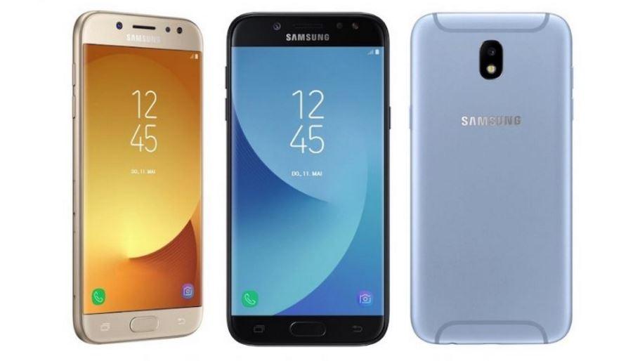 aec04d61a5fc Előrendelhető a még be sem jelentett Samsung Galaxy J5 (2017 ...