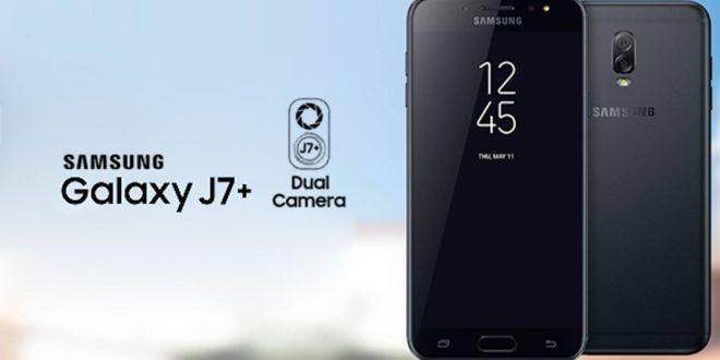 Megérkezett a duál kamerás Samsung Galaxy J7+