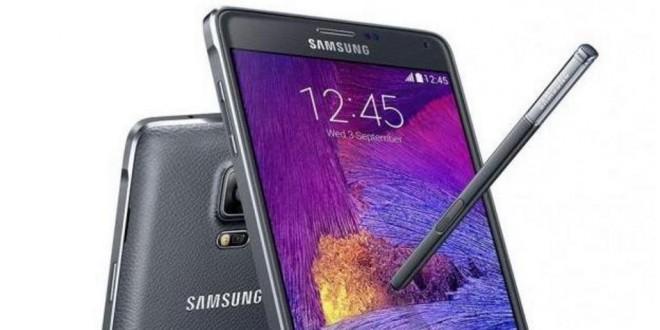 Samsung Galaxy Note 4 Android 6.0 frissítés Magyarországon