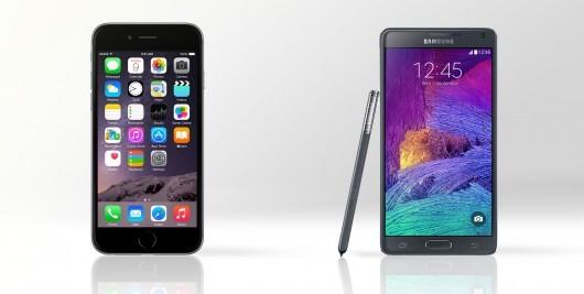 galaxy-note-4-vs-iphone-6-plus