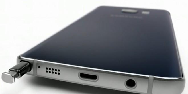 A Samsung megoldotta a Galaxy Note 5 egyik nagy problémáját