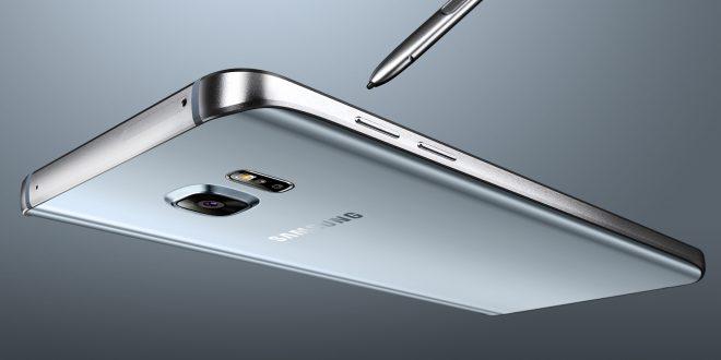 A Samsung Galaxy Note 5 megkapta a Note 7 felhasználói felületét