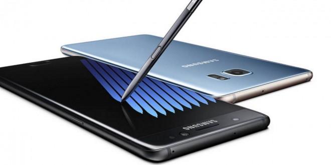 Hivatalos a Samsung Galaxy Note 7
